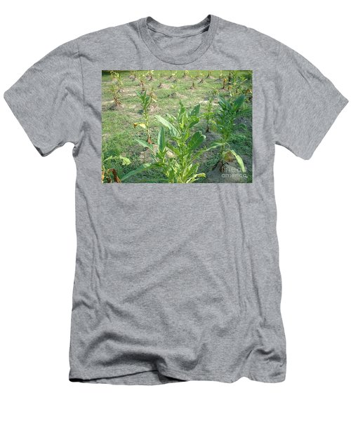 Tobacco Addiction Men's T-Shirt (Athletic Fit)