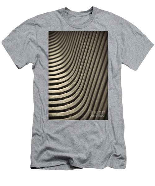 Upward Curve. Men's T-Shirt (Athletic Fit)