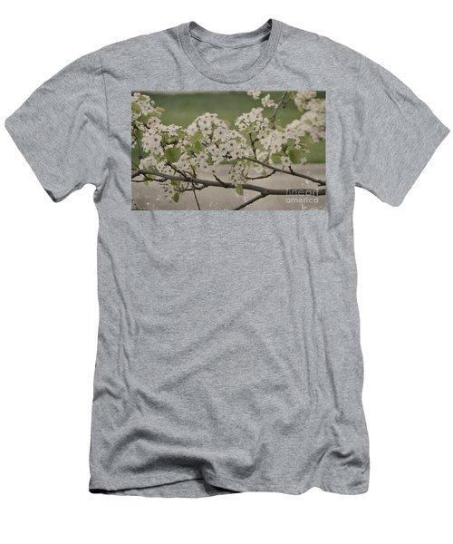 Vintage Spring Men's T-Shirt (Athletic Fit)