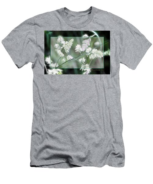 Men's T-Shirt (Slim Fit) featuring the photograph Weeds by EricaMaxine  Price