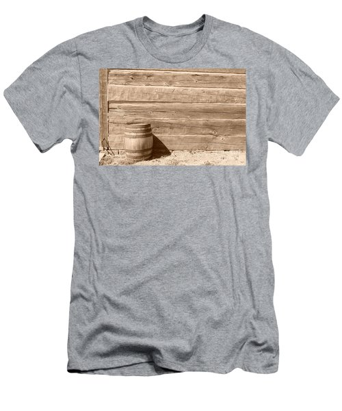Men's T-Shirt (Slim Fit) featuring the photograph Wild West by Joe  Ng
