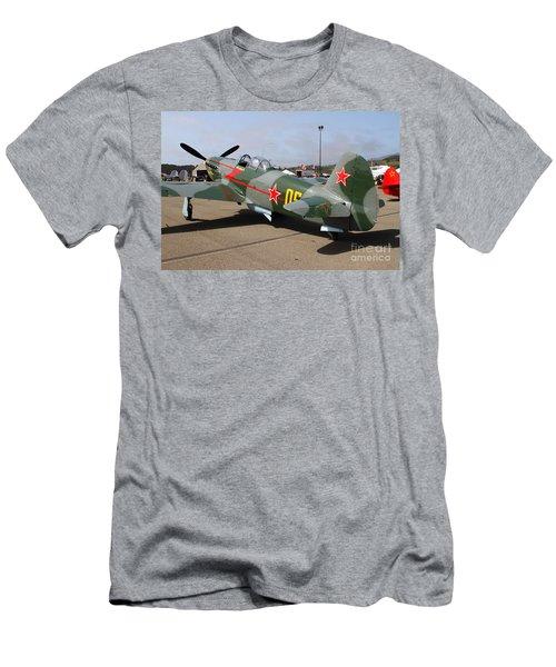 Yak 9u Airplane . 7d15792 Men's T-Shirt (Athletic Fit)