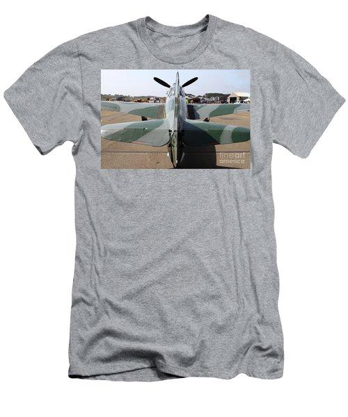 Yak 9u Airplane . 7d15793 Men's T-Shirt (Athletic Fit)
