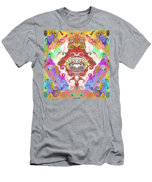 Year Of The Dragon Men's T-Shirt (Slim Fit) by Alec Drake