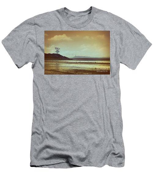 You Should Have Said Men's T-Shirt (Athletic Fit)
