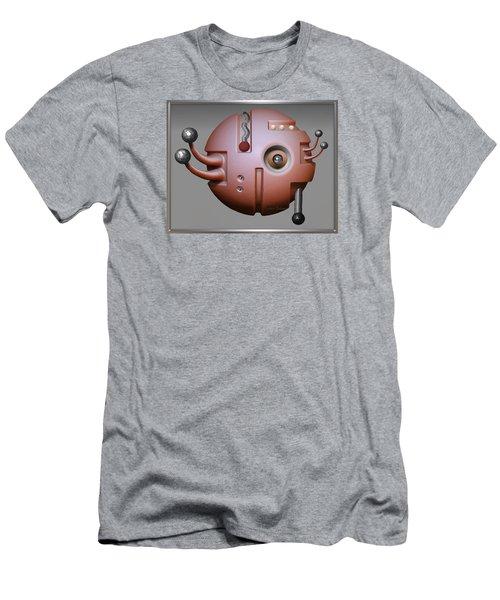 ' Big Brother - Social Media ' Men's T-Shirt (Slim Fit)