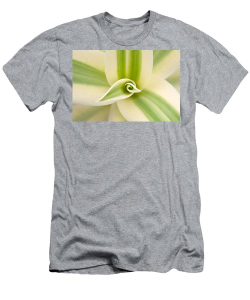 Men's T-Shirt (Slim Fit) featuring the photograph   Agave 3 by Catherine Lau
