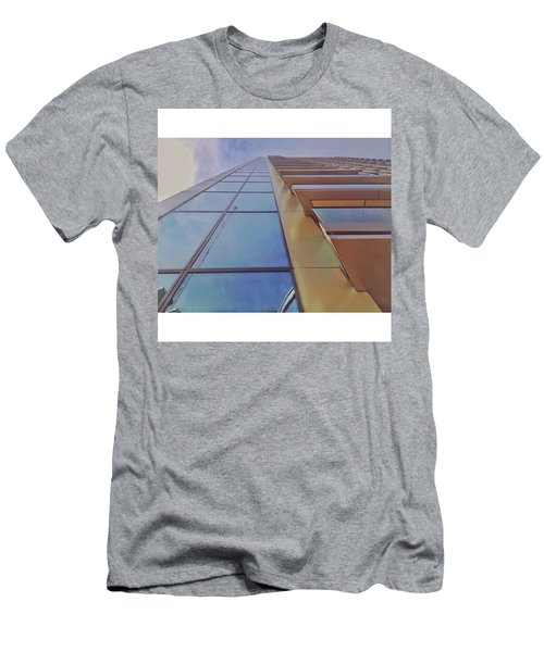 • Another Tower In The Heat Of Summer Men's T-Shirt (Athletic Fit)