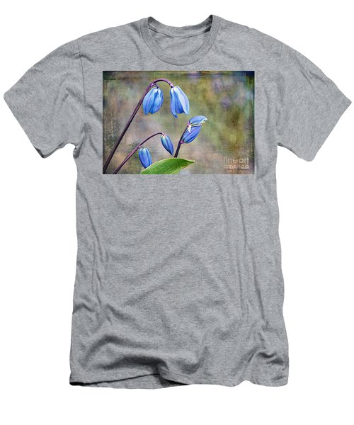 Bluebells And Beyond Men's T-Shirt (Athletic Fit)