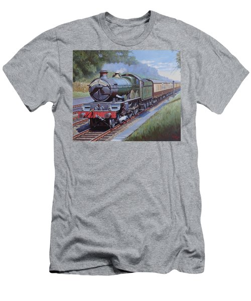 Castle Class In Sonning Cutting Men's T-Shirt (Slim Fit) by Mike  Jeffries