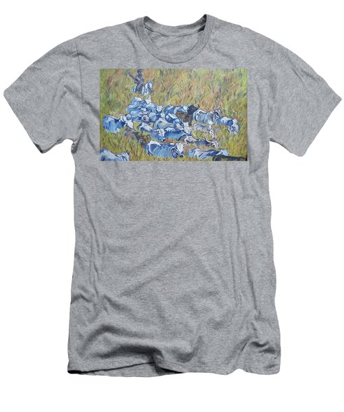Gaucho Roundup Men's T-Shirt (Athletic Fit)