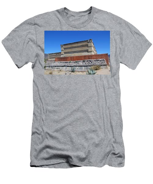 @ Mitla Oaxaca Mexico Men's T-Shirt (Athletic Fit)