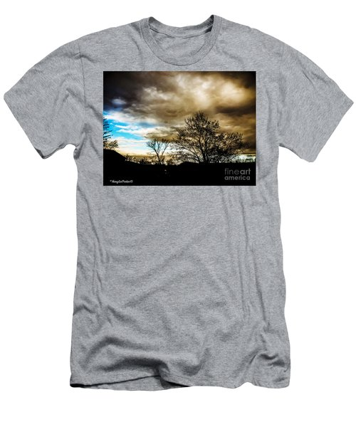 Storm  Coming  Men's T-Shirt (Athletic Fit)