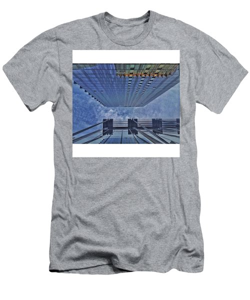 • Straight Up Men's T-Shirt (Athletic Fit)