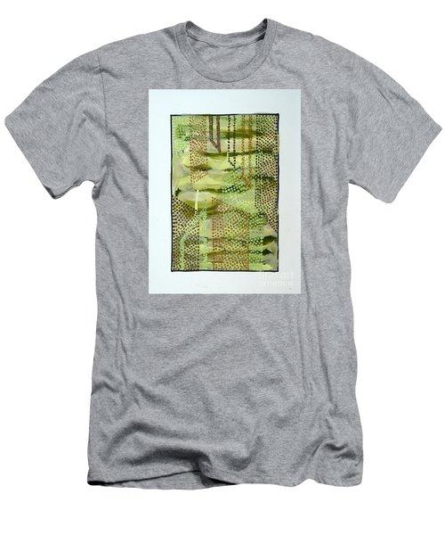 01328 Slide Men's T-Shirt (Slim Fit) by AnneKarin Glass