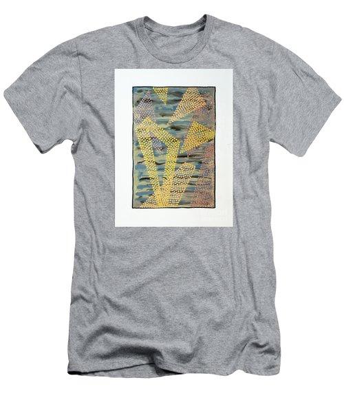 01333 Left Men's T-Shirt (Athletic Fit)