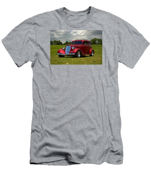 1933 Ford Vicky Hot Rod Men's T-Shirt (Athletic Fit)