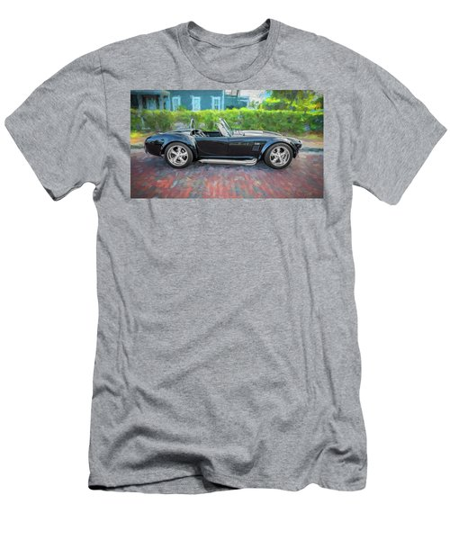 1965 Ford Ac Cobra Painted    Men's T-Shirt (Athletic Fit)