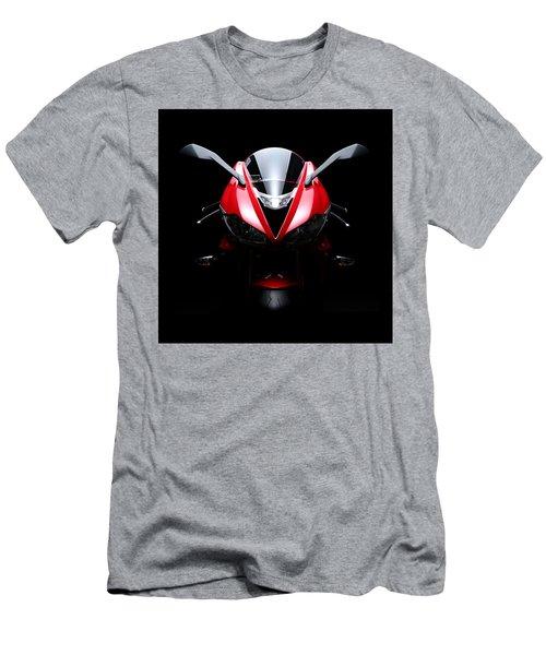 2013 Triumph Daytona 675 Men's T-Shirt (Athletic Fit)