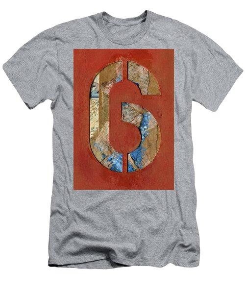 6 Men's T-Shirt (Athletic Fit)