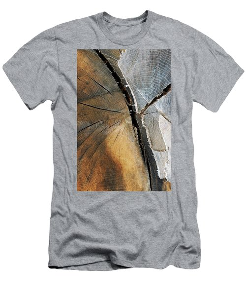 A Dead Tree Men's T-Shirt (Slim Fit) by Dorin Adrian Berbier