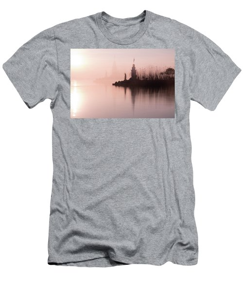 Absolute Beauty - 2 Men's T-Shirt (Athletic Fit)