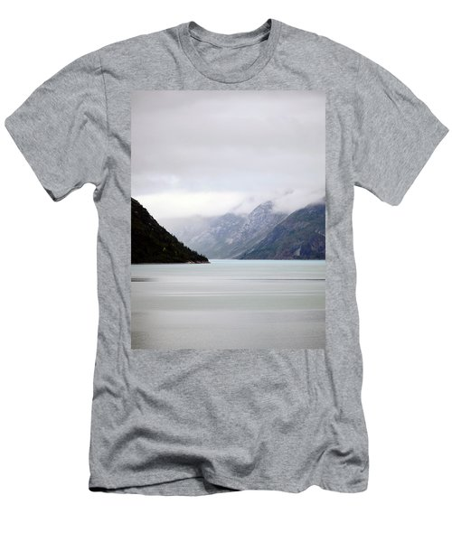 Alaska Coast Men's T-Shirt (Athletic Fit)