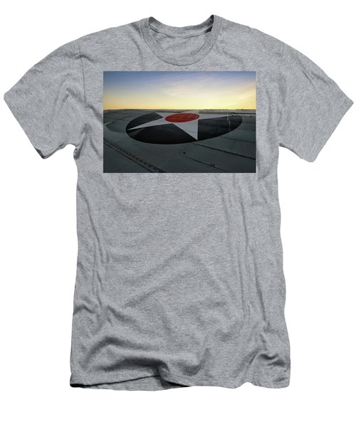 American Morning Men's T-Shirt (Athletic Fit)