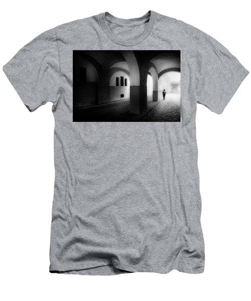 Arches Men's T-Shirt (Athletic Fit)