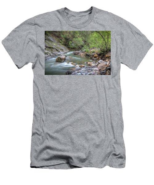 Arkansas Men's T-Shirt (Athletic Fit)
