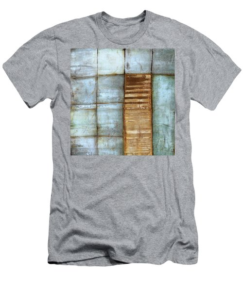 Art Print Sierra 3 Men's T-Shirt (Athletic Fit)