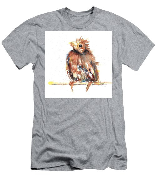 Baby Cardinal - New Beginnings Men's T-Shirt (Athletic Fit)