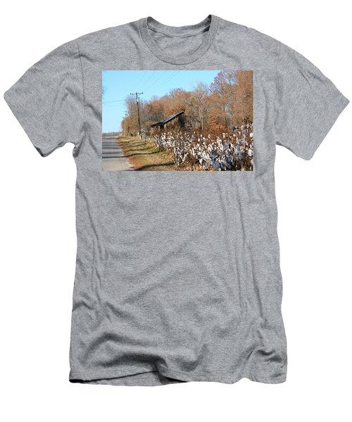 Back Roads Of Ms Men's T-Shirt (Athletic Fit)