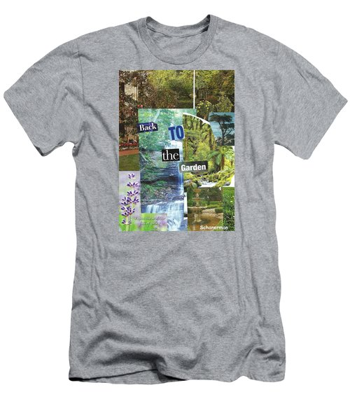 Back To The Garden Men's T-Shirt (Athletic Fit)
