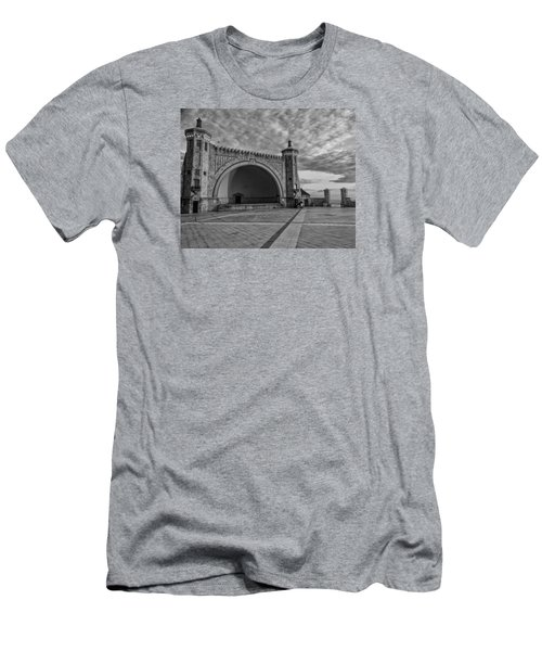Band Shell Men's T-Shirt (Athletic Fit)