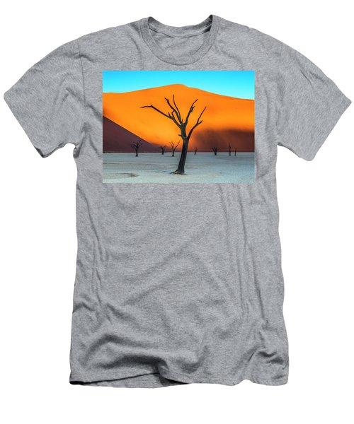 Beauty Lives Forever. Men's T-Shirt (Athletic Fit)