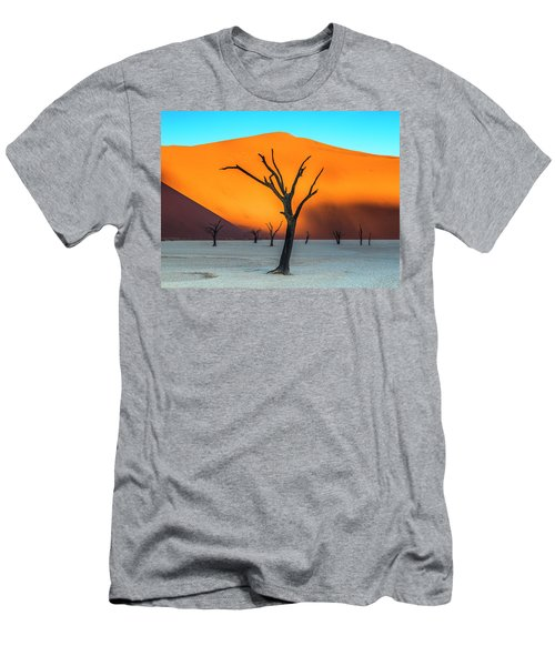 Beauty Lives Forever. Men's T-Shirt (Athletic Fit)
