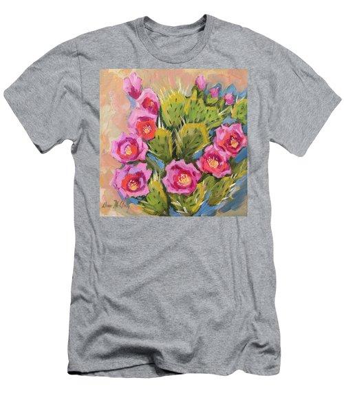 Beavertail Cactus Men's T-Shirt (Athletic Fit)