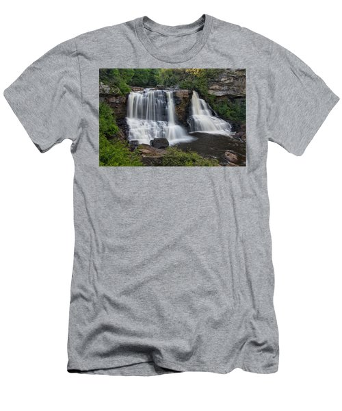 Blackwater Falls Men's T-Shirt (Athletic Fit)