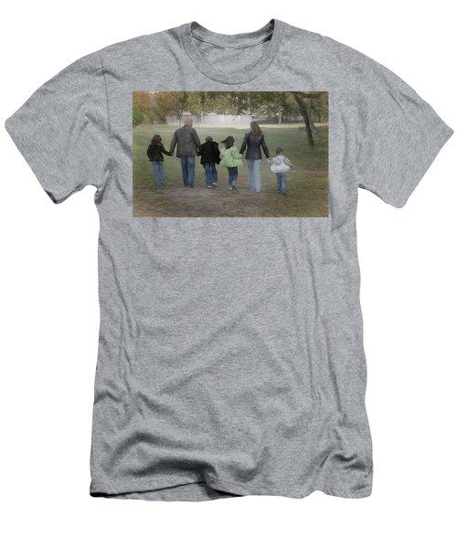 Blended Family Men's T-Shirt (Athletic Fit)