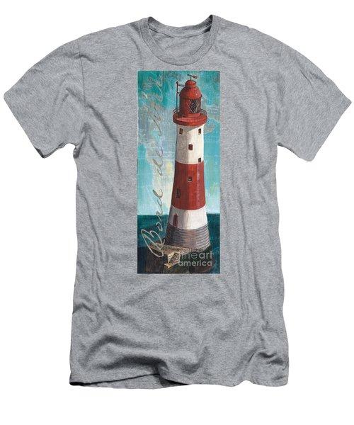 Bord De Mer Men's T-Shirt (Athletic Fit)