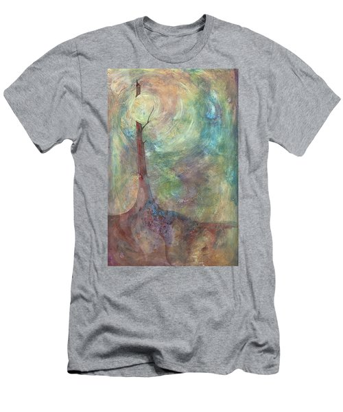 Breaking Dawn Men's T-Shirt (Slim Fit) by Pat Purdy