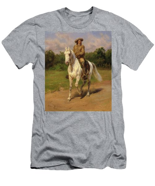 Buffalo Bill Men's T-Shirt (Athletic Fit)