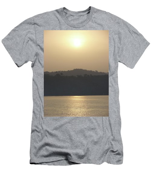 Cameroon Sunrise Africa Men's T-Shirt (Athletic Fit)