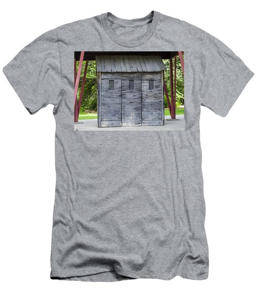 Camp Randall Stockade - Madison Wisconsin Men's T-Shirt (Athletic Fit)