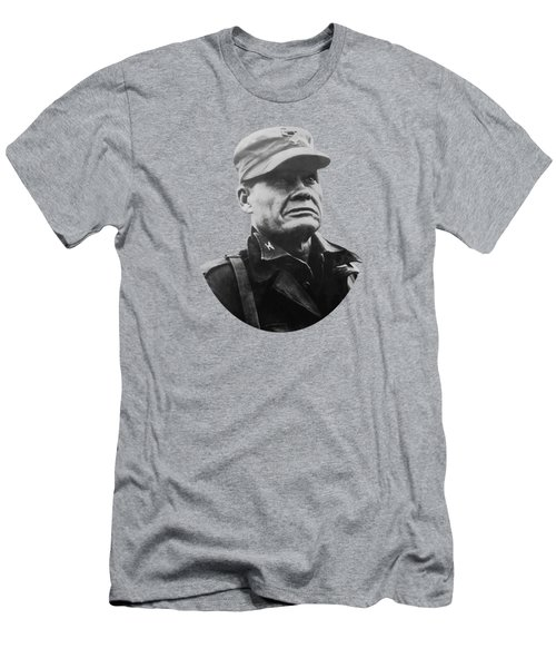 Chesty Puller Men's T-Shirt (Athletic Fit)