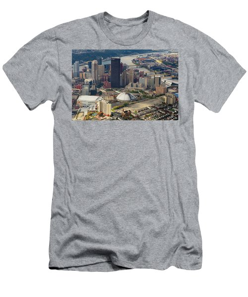 City Of Champions  Men's T-Shirt (Athletic Fit)
