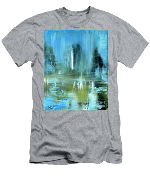 Original For Sale. Collection Art For Health And Life. Painting 9 Men's T-Shirt (Athletic Fit)