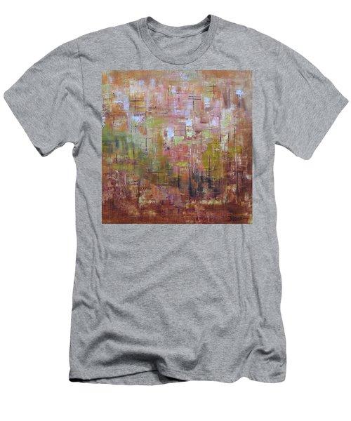 Communicate Men's T-Shirt (Athletic Fit)