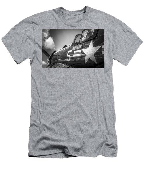 Corsair - Bw Series Men's T-Shirt (Athletic Fit)